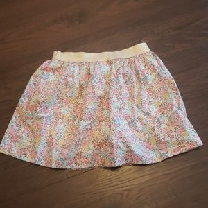 Carter's Skirt With Built In Shorts. Size 4.